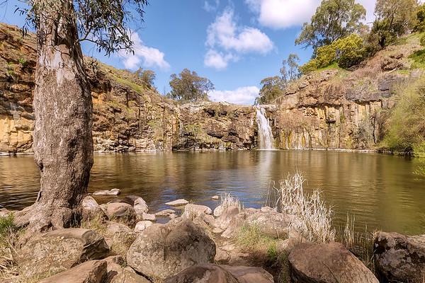 (2560) Turpins Falls, Victoria, Australia
