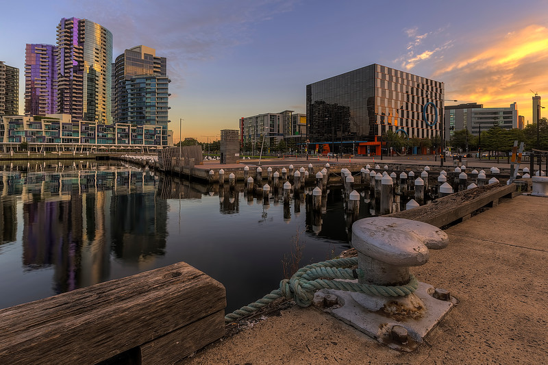 (2465) Docklands, Victoria, Australia