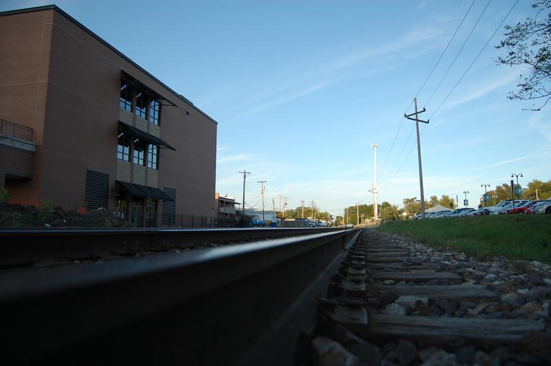 Tracks Outta Town