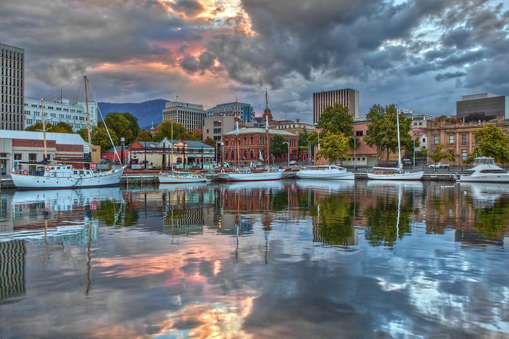 (0166) Hobart, Tasmania, Australia