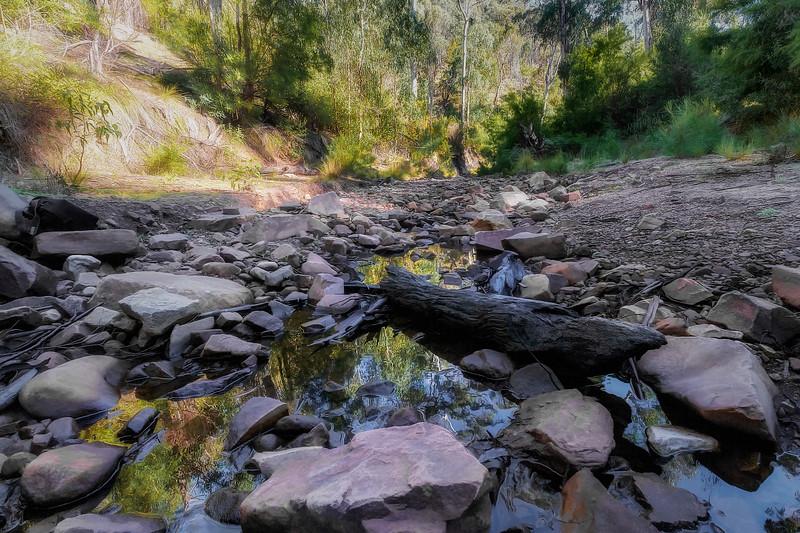 (2418) Silverband Falls, Victoria, Australia