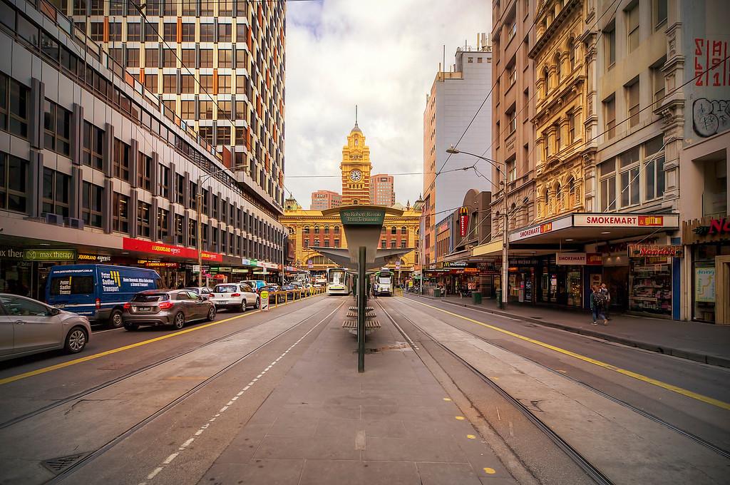 (1558) Melbourne, Victoria, Australia