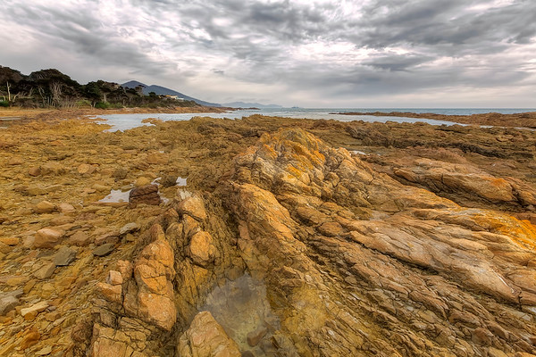 (2508) Boat Harbour Beach, Tasmania, Australia