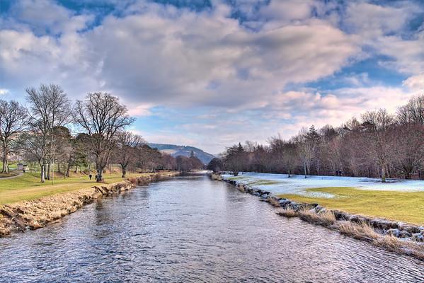 (0354) Peebles, Scotland
