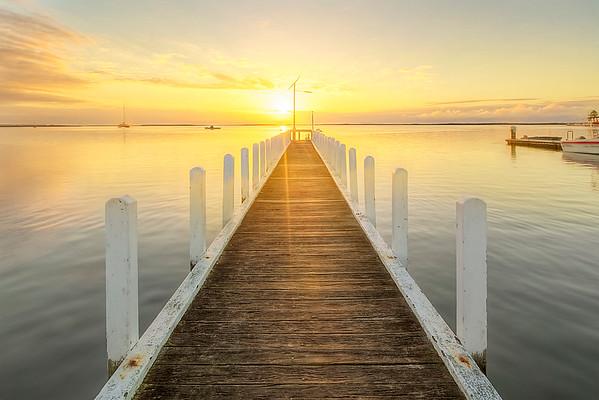 (1606) Port Albert. Victoria, Australia