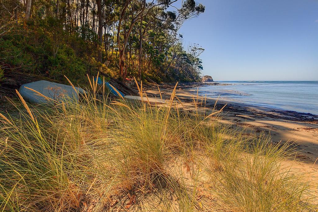 (1696) Eaglehawk Neck, Tasmania, Australia