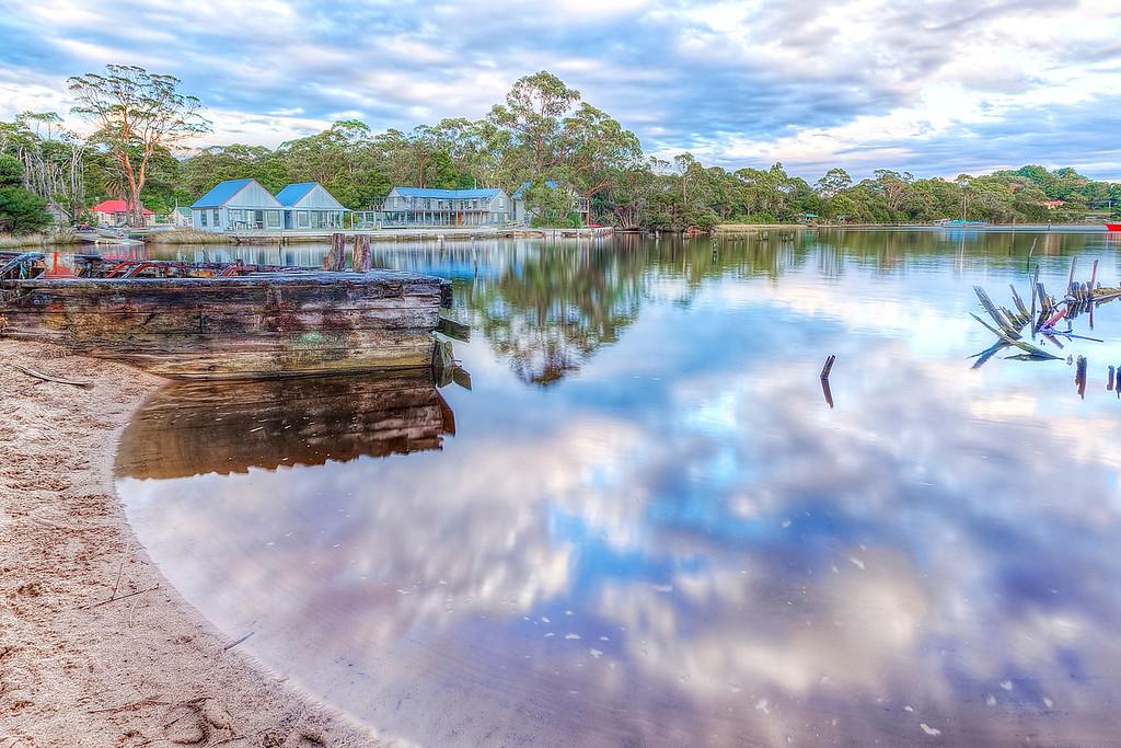 (2184) Strahan, Tasmania, Australia