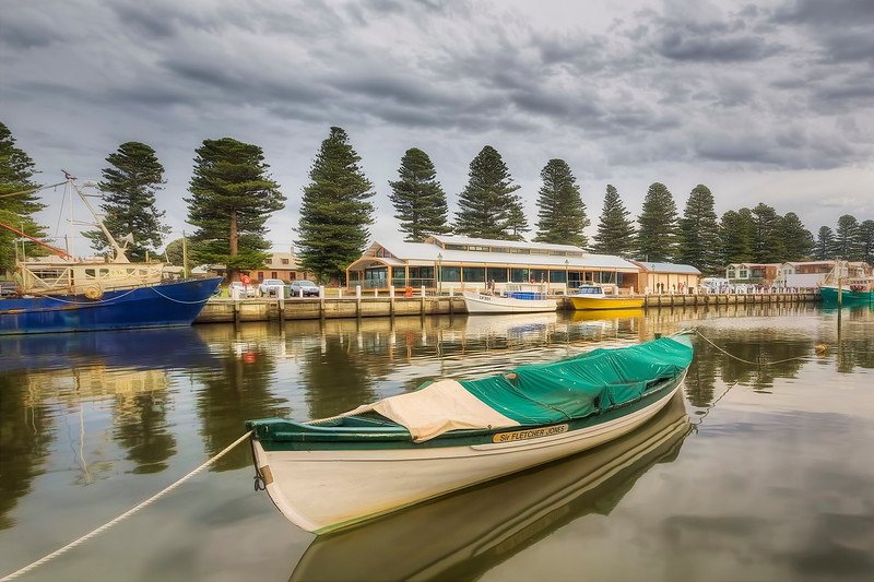 (2517) Port Fairy, Victoria, Australia