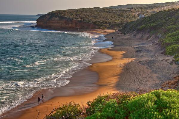 (0064) Bells Beach, Victoria, Australia