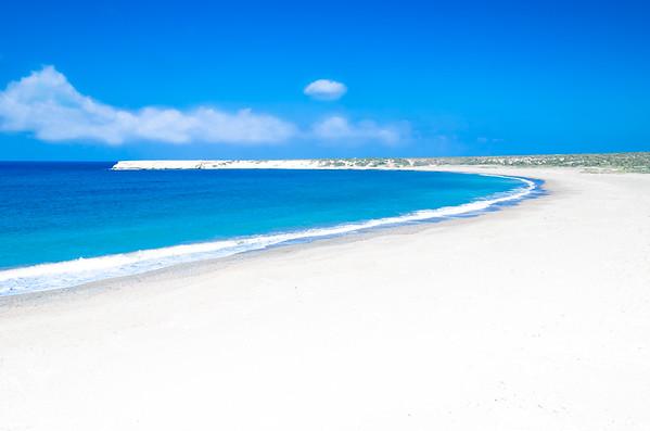 Beach at Akamas National Park