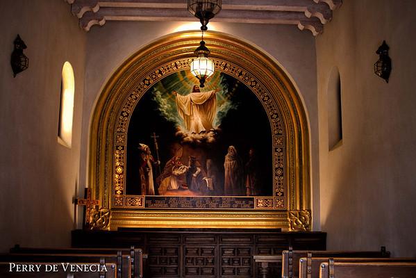 Tlaquepaque Chapel, Sedona AZ