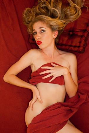 Lust Model: Kyle W.