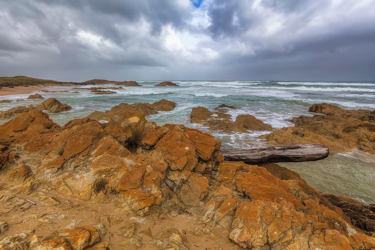 (2428) Edge of the World, Tasmania, Australia