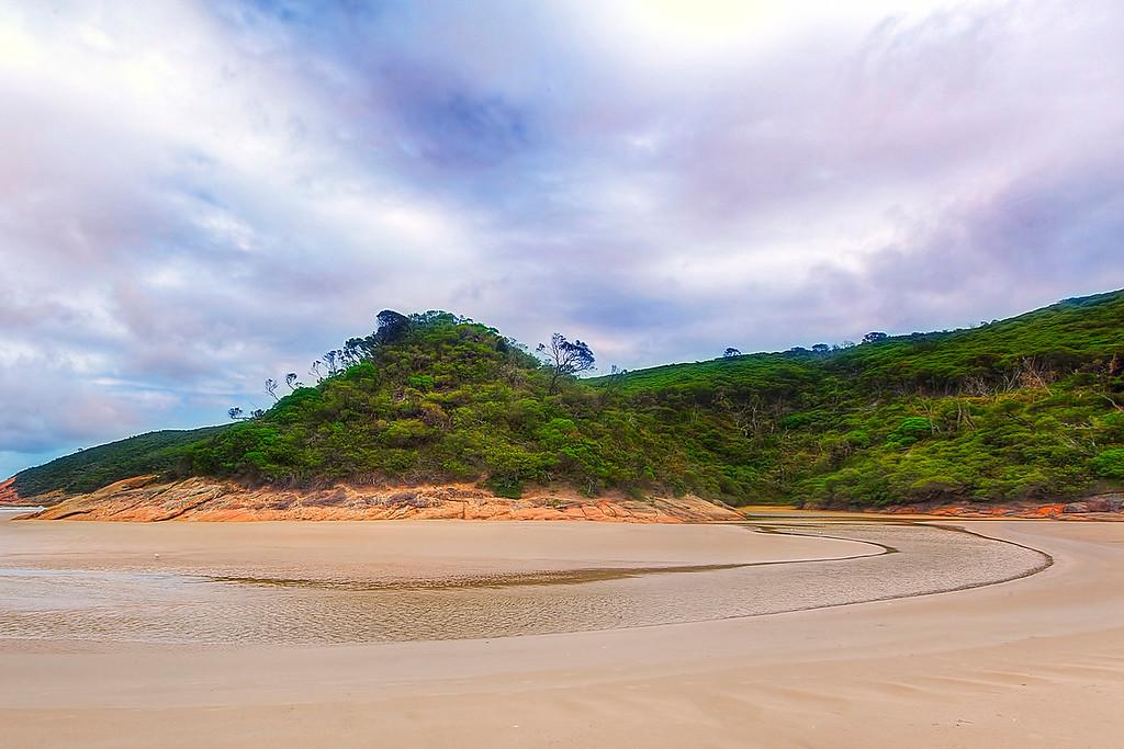 (1707) Norman Bay, Victoria, Australia