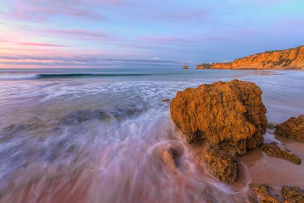 (1694) Sand Gully Beach, Victoria, Australia