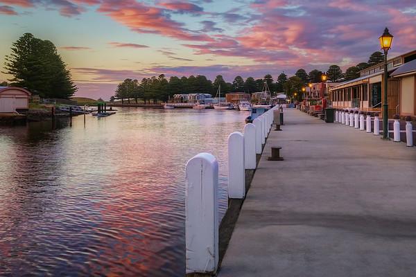 (2406) Port Fairy, Victoria, Australia