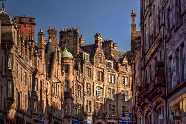 (0231) Edinburgh, Scotland