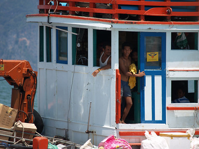 Fishingmen on the Andaman (Foto: Geir)+