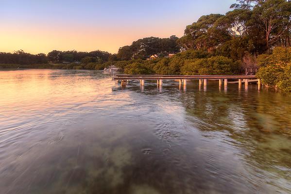 (1563) Tomaga River, New South Wales, Australia