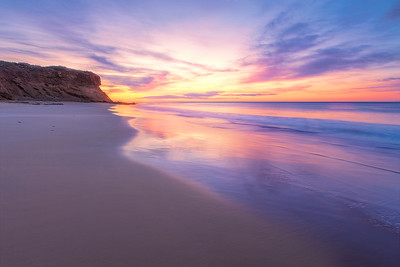 (1817) Sandy Gully Beach, Victoria, Australia