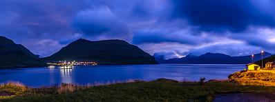 Hellunar Fjord PANO