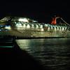 Carnival Inspiration docked in Cozumel