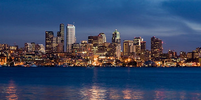 2008-02-23 - Downtown Seattle Skyline