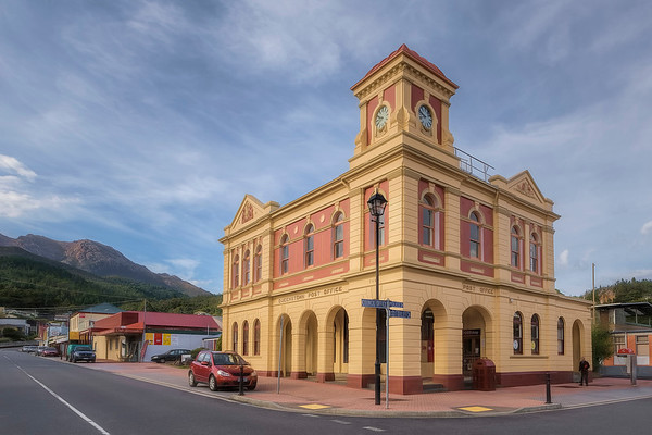 (2419) Queenstown, Tasmania, Australia
