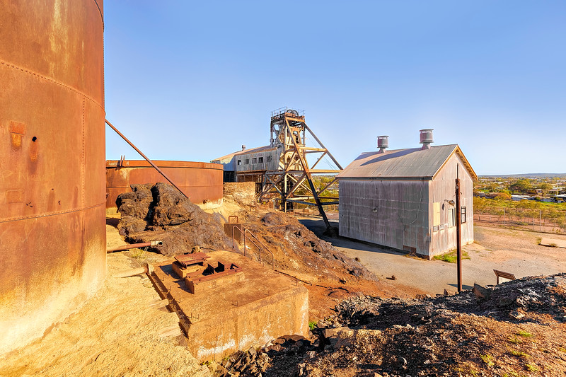 (2250) Broken Hill, New South Wales, Australia