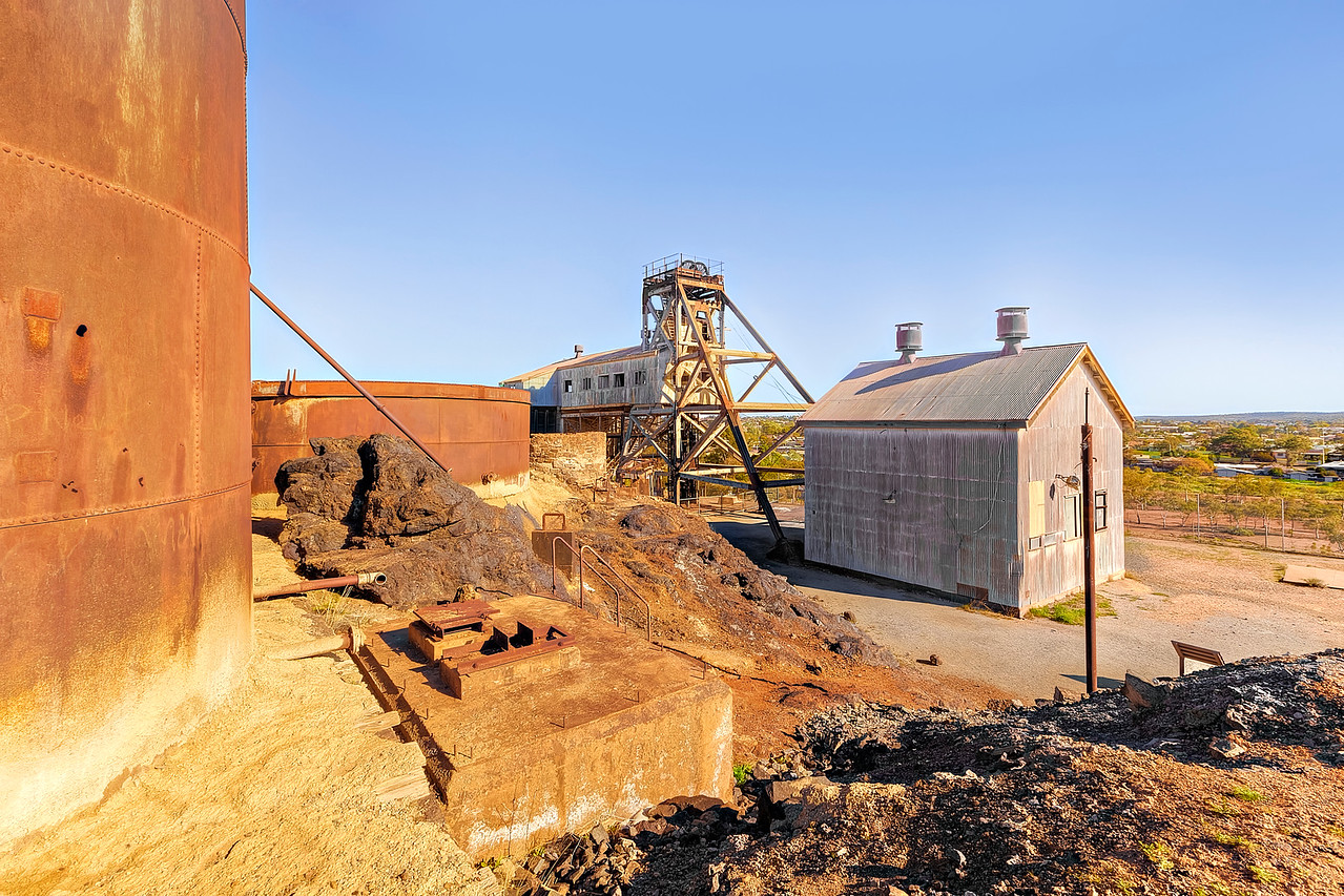 (2250) Broken Hill, New South Wales, Australia