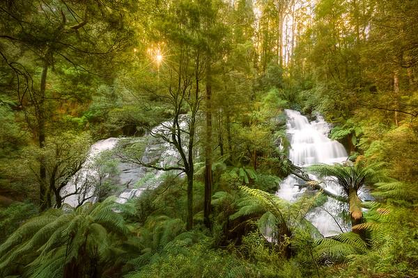 (2519) Triplet Falls, Victoria, Australia