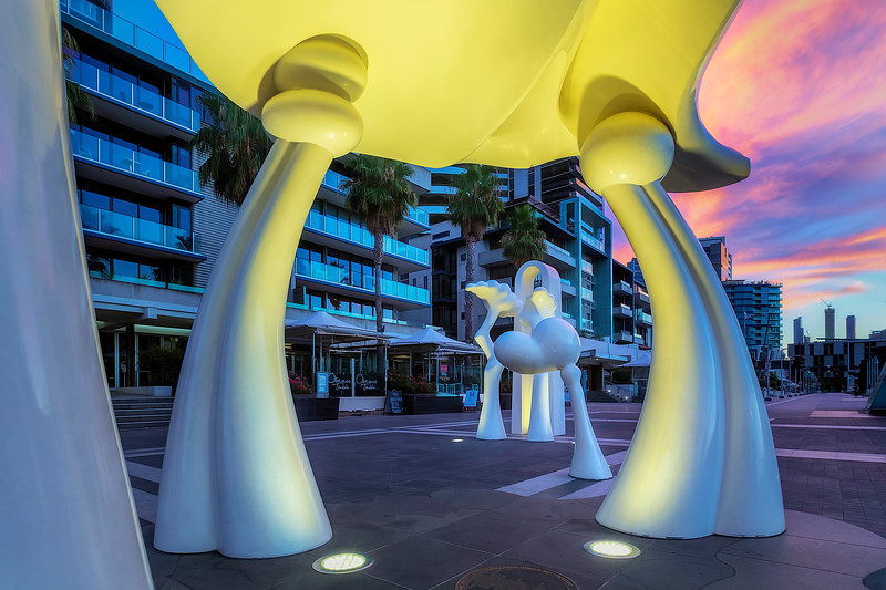 (2436) Docklands, Victoria, Australia