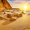 (1661) Sand Gully Beach, Victoria, Australia