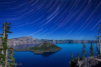 Charioteer  Crater Lake, Oregon.