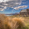 (0195) Lake Tekapo, South Island, New Zealand