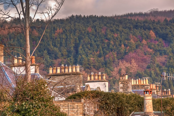 (0488) Peebles, Scotland