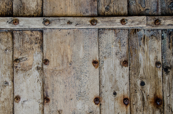 Nusfjord: The Old Fishing Boat (Abstract, Detail)