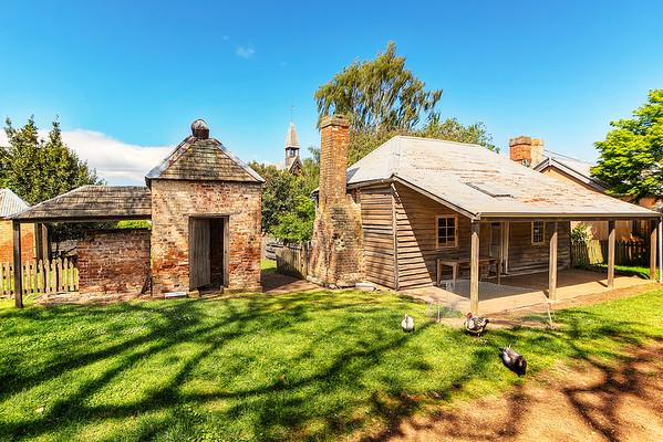 (1718) Longford, Tasmania, Australia