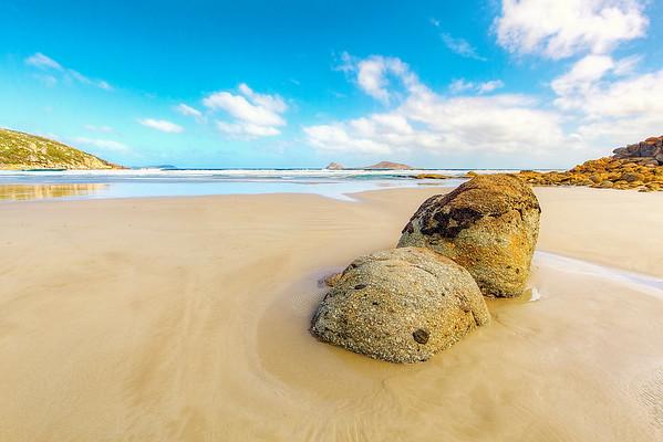(1646) Squeaky Beach, Victoria, Australia