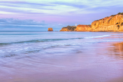 (1814) Sandy Gully Beach, Victoria, Australia