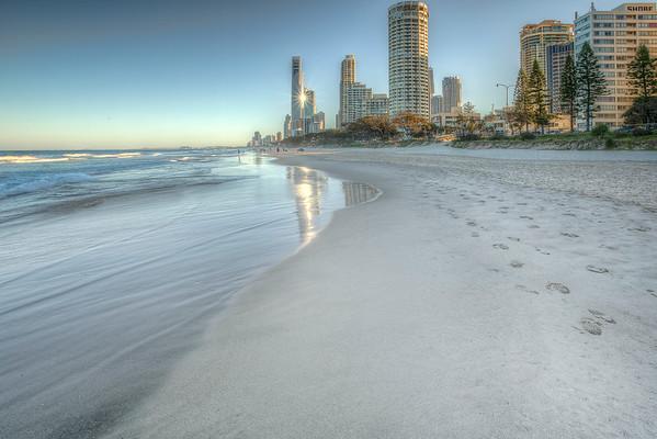 (1097) Surfers Paradise, Queensland, Australia