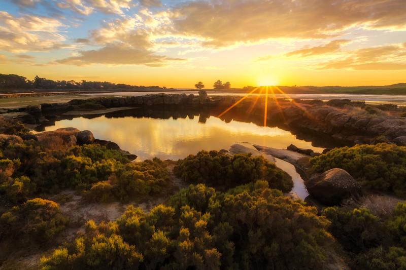 (2423) Port Fairy, Victoria, Australia
