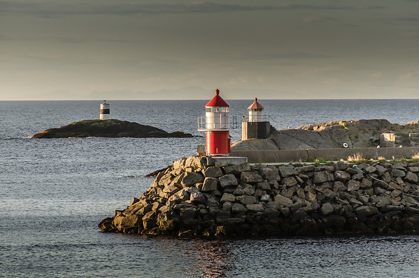 Moskenes Lighthouse