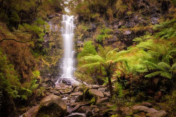 (2343) Erskine Falls, Victoria, Australia