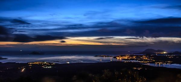Porto Rotondo: Sunrise