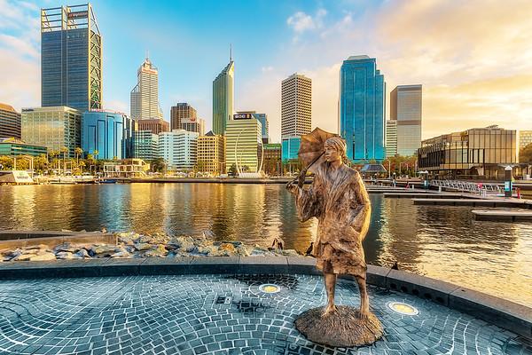 (2121) Perth, Western Australia, Australia