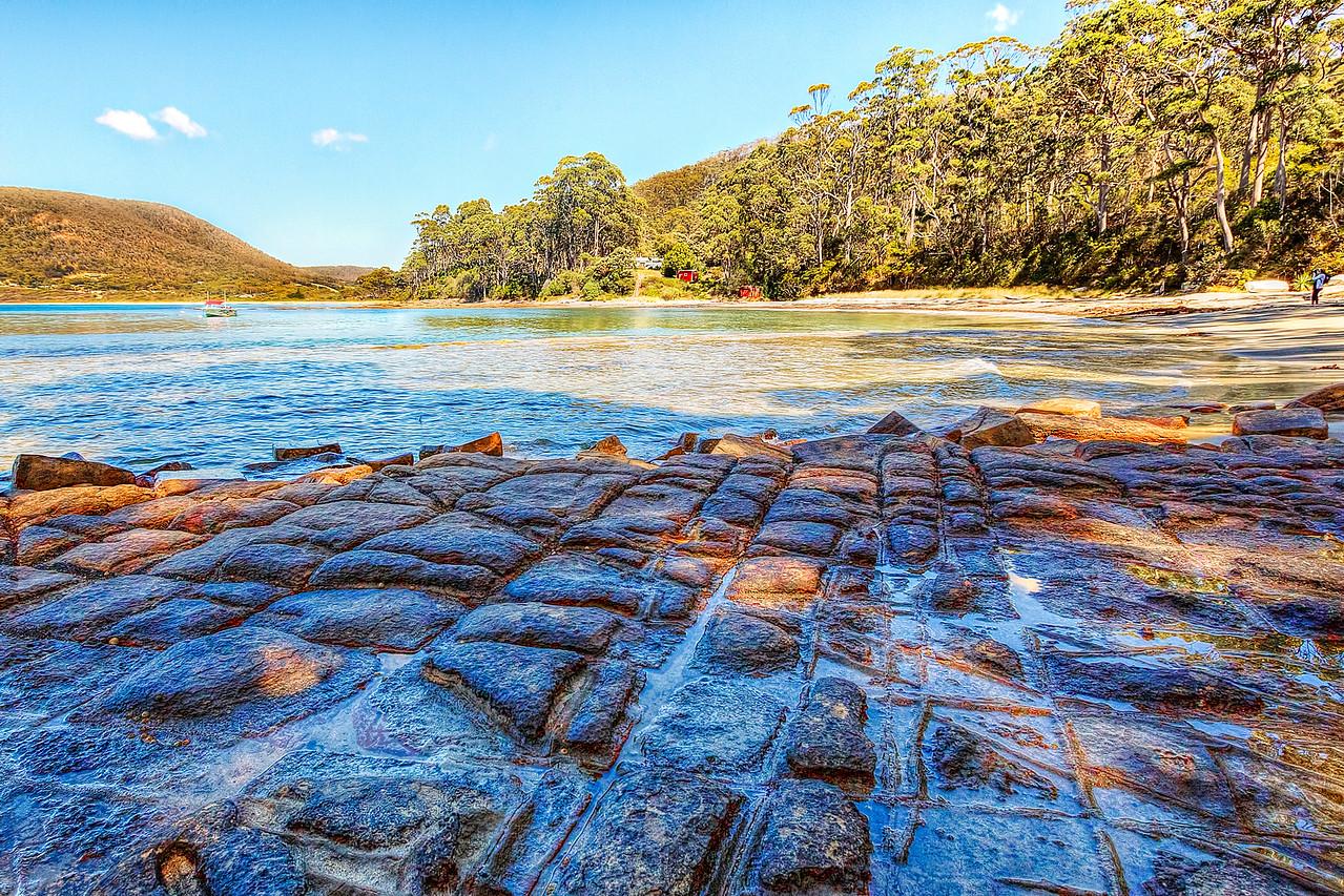 (2125) Pirates Bay, Tasmania, Australia