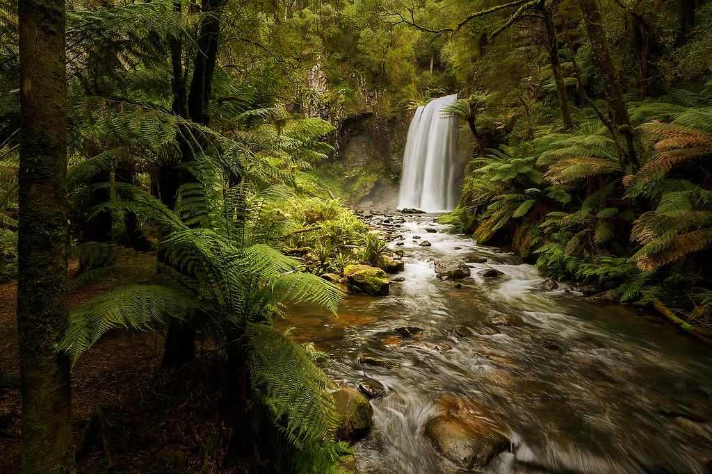 (2228) Hopetoun Falls, Victoria, Australia
