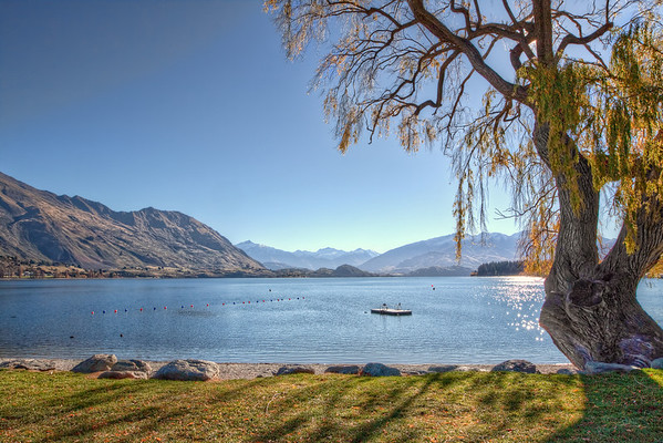 (0353) Lake Wanaka, South Island, New Zealand