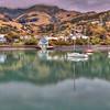 (0217) Akaroa, South Island, New Zealand